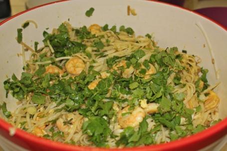 Singapore noodles 3-11