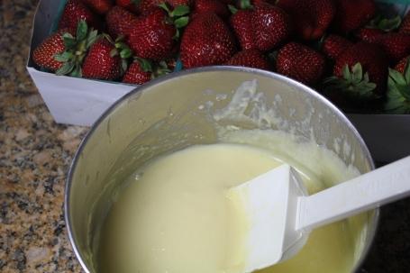 pastry cream 4-24-11