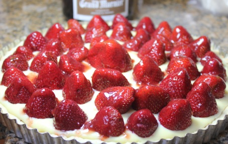 strawberry tart 4-24-11