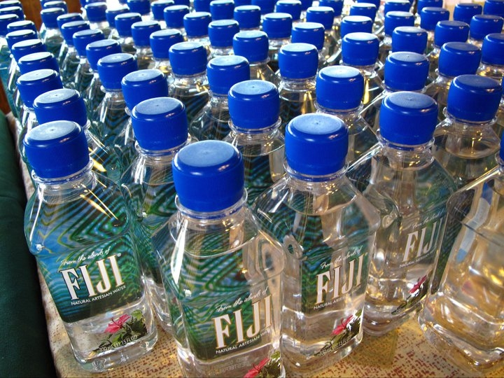 Take the Fiji Water Taste Challenge