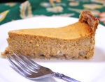 Pumpkin Pecan Cheesecake