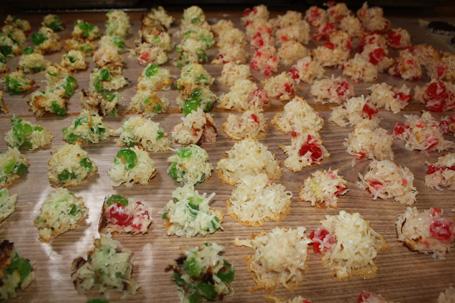 Cherry-Coconut Drops
