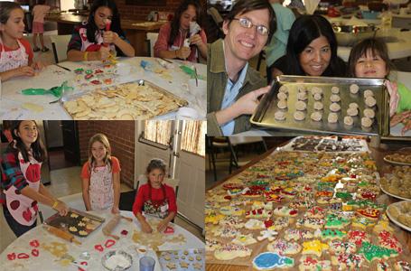 Sugar Cookie Team: Dakota, Madison, Ashley; Lemon-Ginger Snowball Team: Matt, Nancy, Leilani