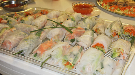 Vietnamese Spring Rolls from Roy's Restaurants