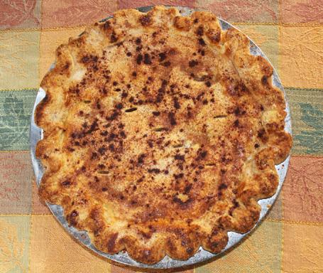 Pies & Tarts Cooking Class – November 8, 2012