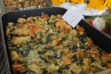 Rustic Herb Stuffing Recipes — Dishmaps