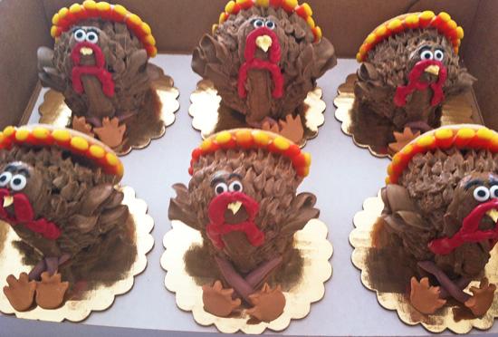 A Thanksgiving Gift of 42 Turkeys