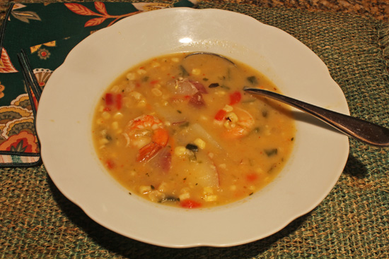 Soups, Stews & Bread Class – January 10, 2013