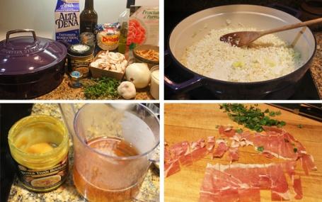 Prep Ingredients first