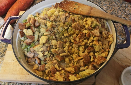 Stuffing for my Thanksgiving Bird
