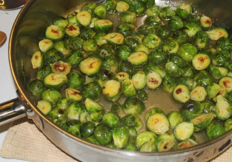 Braised Brussels Sprouts 1 2-13