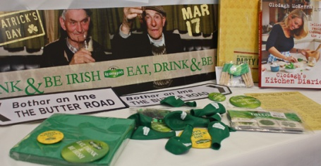 St. Paddy's Day Kit from Kerrygold