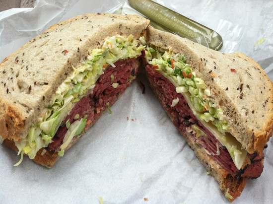 Langer's Deli – for the world's best Pastrami Sandwich