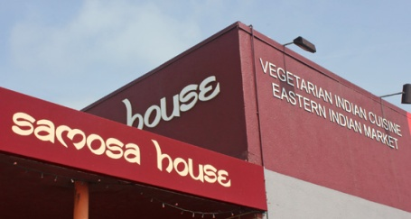Sample Indian food and buy Indian groceries at the Samosa House, 11510 W. Washington Blvd, Culver City, CA