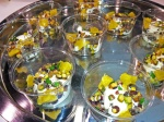 Pistachio-Dark Chocolate-Honey, Orange-Mint