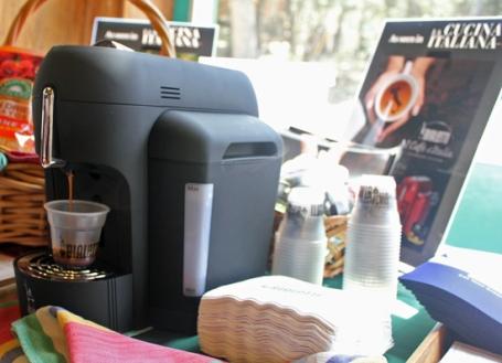 """Bialetti's I Caffe d""""italia Mini Express system"""