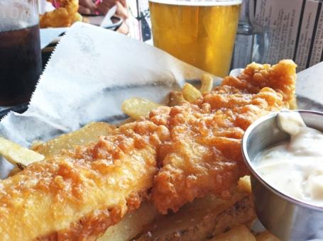 Fish & Beer 8-13