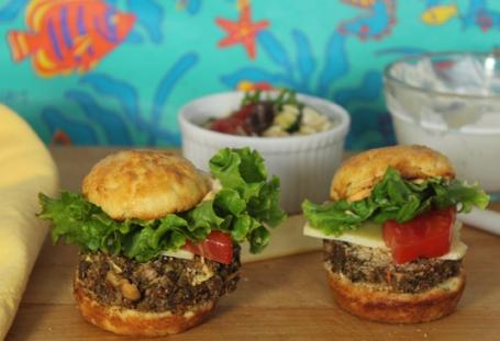 Ultimate Veggie Burger 7-13