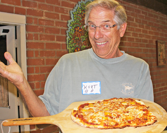 Pizza Party Cooking Class – October 9, 2013