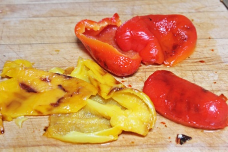 Roasted Red Pepper Prepped 10-13