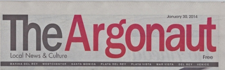 The Argonaut Newspaper serves Westchester to Santa Monica neighborhoods in Los Angeles.