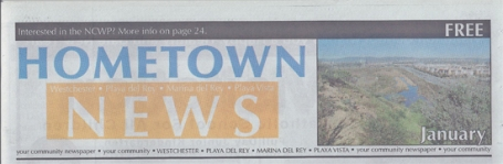 Hometown News serving Westchester - Marina del Rey communities.
