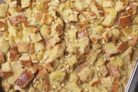 Southwestern Bread Pudding...Uber Good!